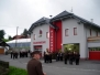 Feuerwehrhauseröffnung