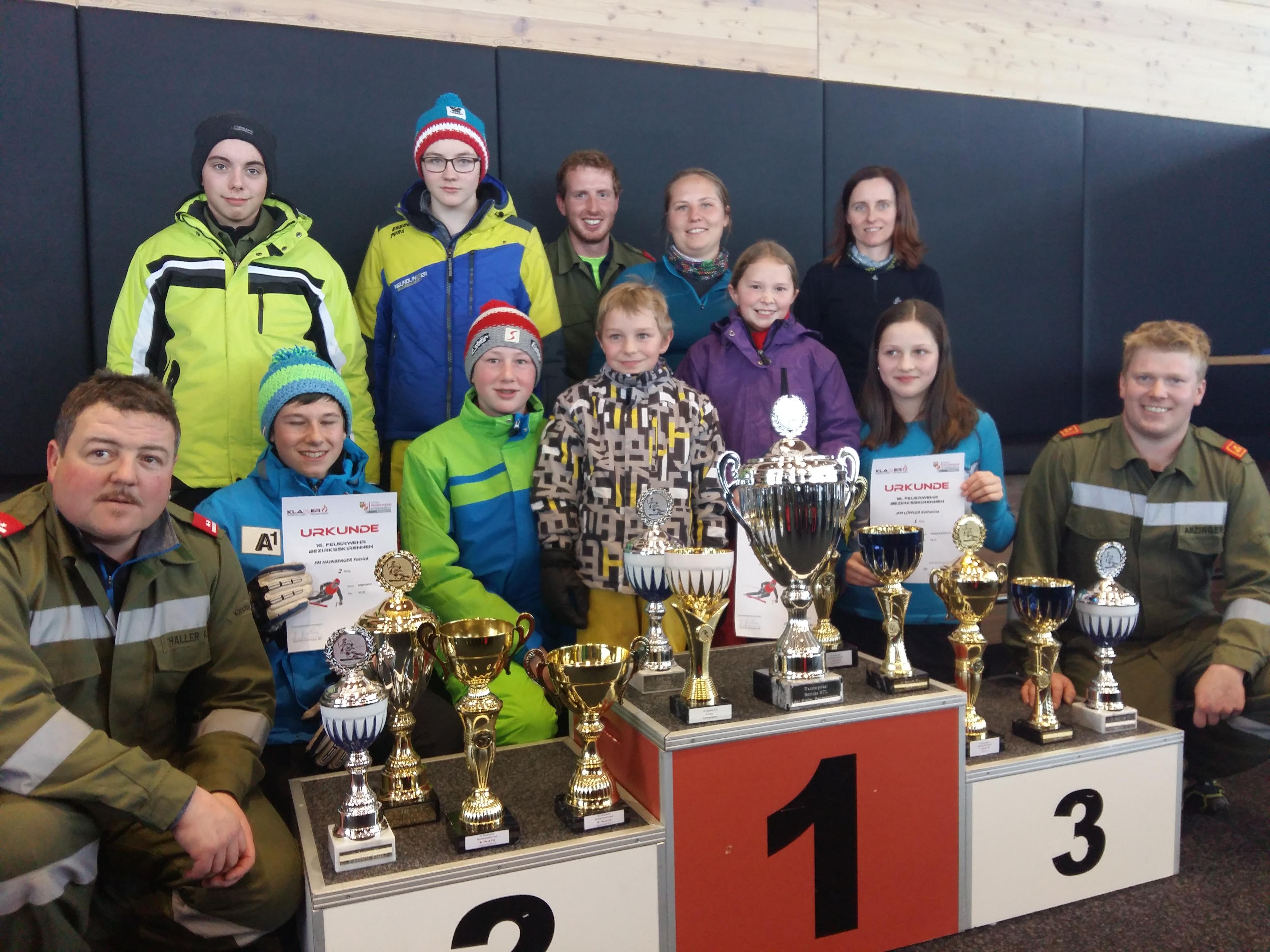 Bezirksschirennen