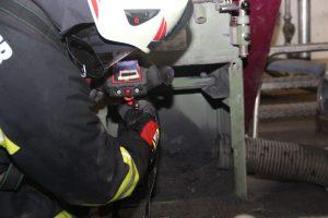 Brandeinsatz: Starke Rauchentwicklung in Kunststoffbetrieb