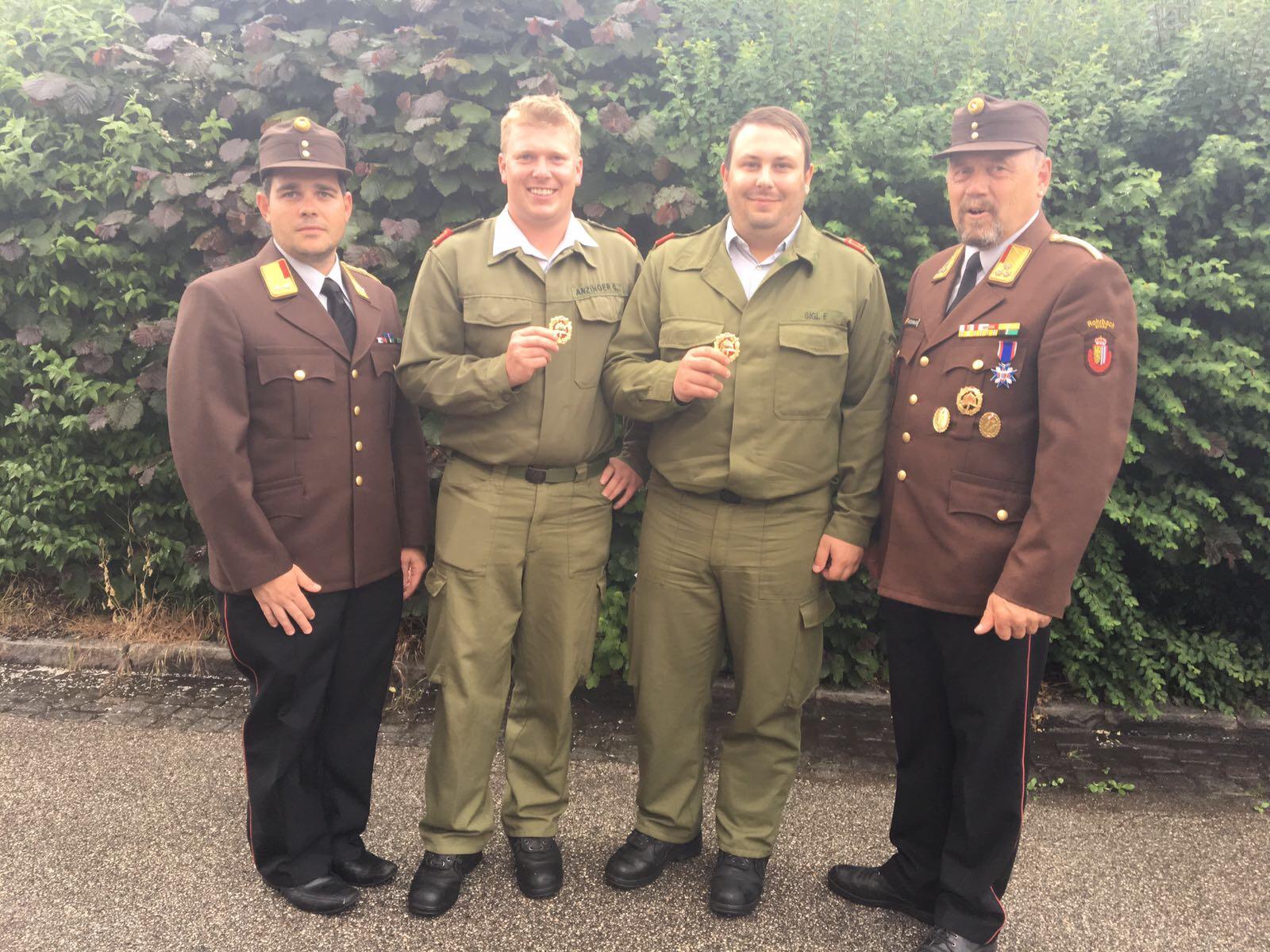 63. Landes-Feuerwehrleistungsbewerb Gold
