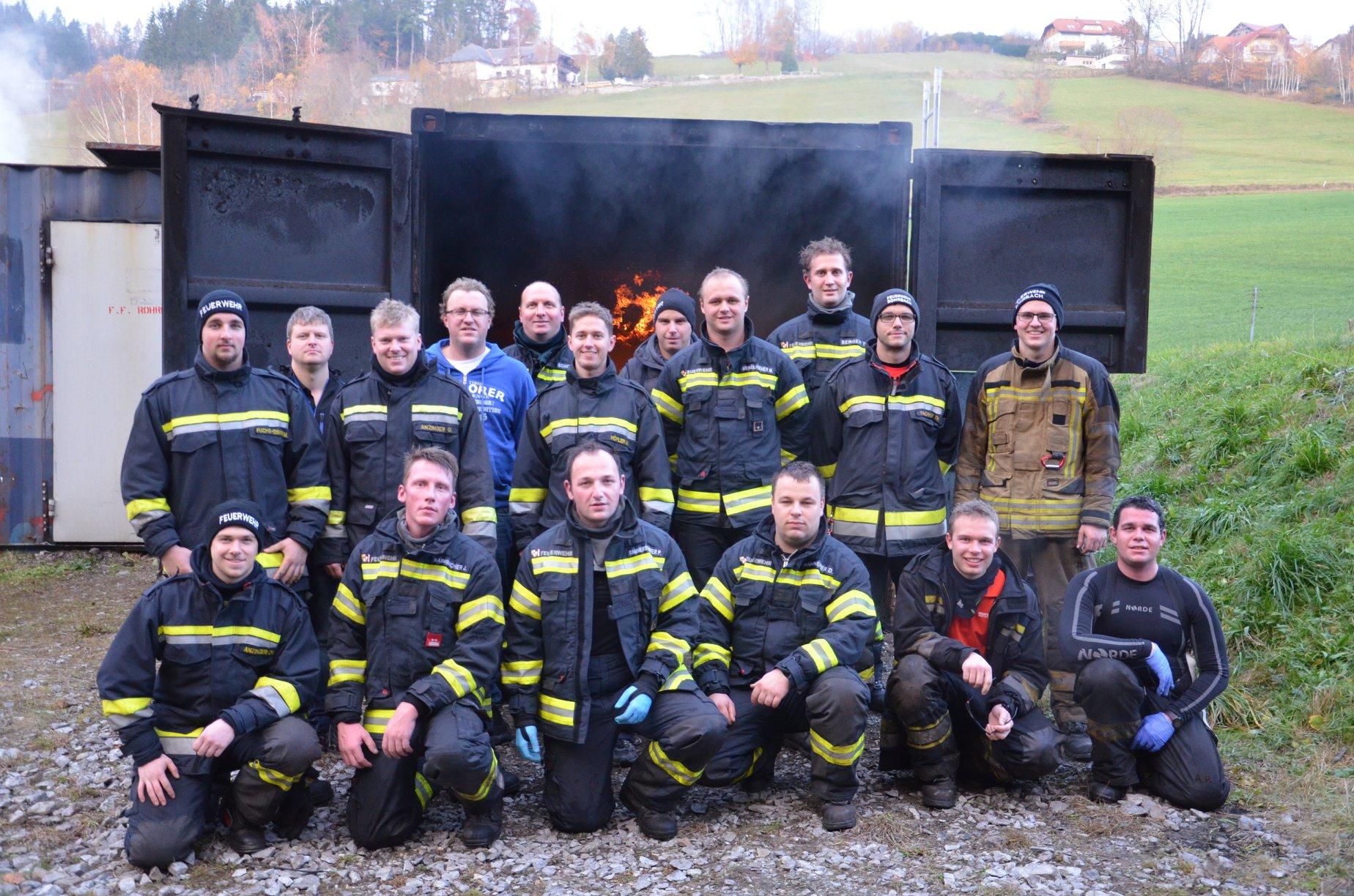 Realbrandausbildung Rohrbach