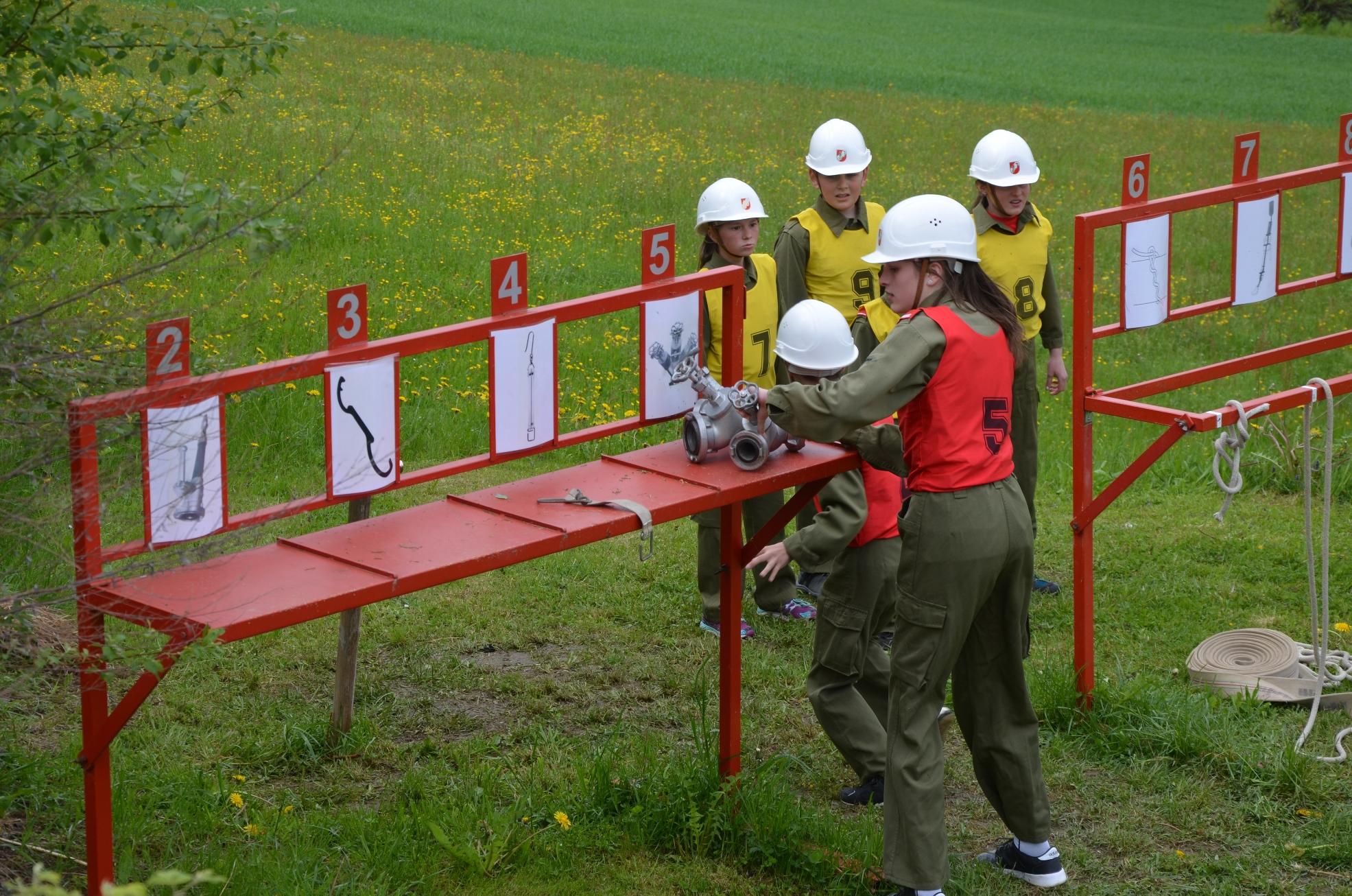 Jugendvergleichskampf in Peilstein