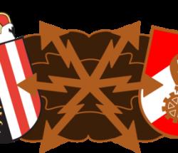 Funkleistungsabzeichen in Bronze