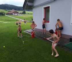 Ferienspiel: Kindertag Kirchbach